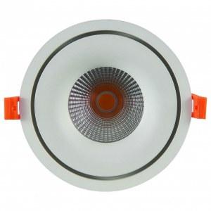 Фото 1 Встраиваемый светильник A3315PL-1WH в стиле техно