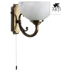Бра A3777AP-1AB Arte Lamp