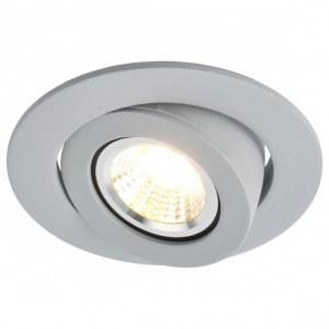 Фото 1 Встраиваемый светильник A4009PL-1GY в стиле техно