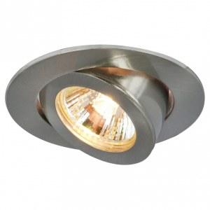 Фото 1 Встраиваемый светильник A4009PL-1SS в стиле техно
