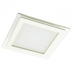 Фото 1 Встраиваемый светильник A4012PL-1WH в стиле техно