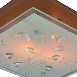 Детальное фото 1 Накладной светильник A4042PL-2CC в стиле модерн