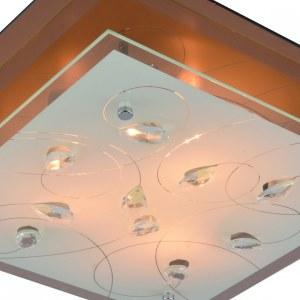 Детальное фото 1 Накладной светильник A4042PL-3CC в стиле модерн