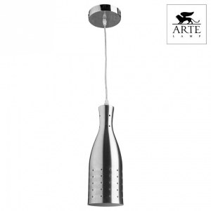 Фото 2 Подвесной светильник A4082SP-1SS в стиле техно