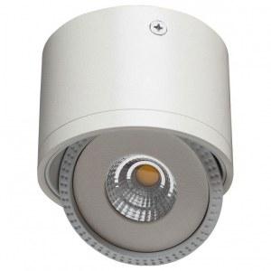 Фото 1 Накладной светильник A4105PL-1WH в стиле модерн
