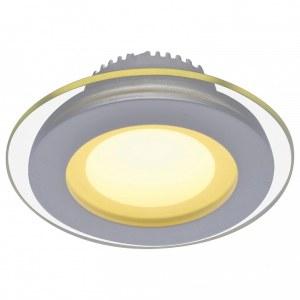 Фото 1 Встраиваемый светильник A4106PL-1WH в стиле техно
