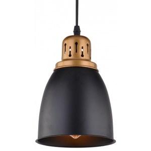 Фото 1 Подвесной светильник A4248SP-1BK в стиле техно