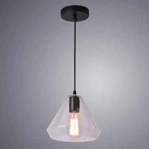 Фото 2 Подвесной светильник A4281SP-1CL в стиле модерн
