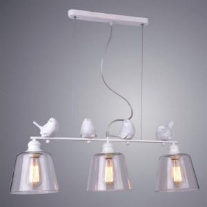 Фото 2 Подвесной светильник A4289SP-3WH в стиле модерн