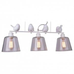 Фото 1 Подвесной светильник A4289SP-3WH в стиле модерн