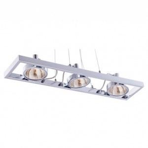 Фото 1 Подвесной светильник A4507SP-3CC в стиле техно