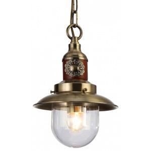 Фото 1 Подвесной светильник A4524SP-1AB в стиле модерн