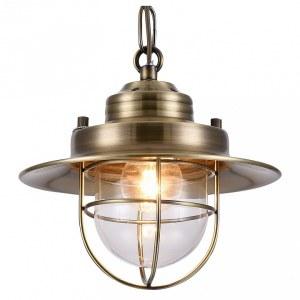 Фото 1 Подвесной светильник A4579SP-1AB в стиле модерн