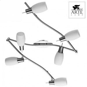 Спот A4590PL-6SS Arte Lamp