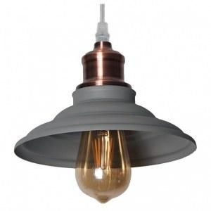 Фото 1 Подвесной светильник A5067SP-1GY в стиле техно