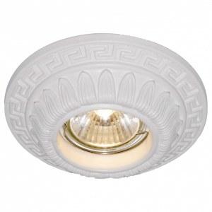 Фото 1 Встраиваемый светильник A5073PL-1WH в стиле модерн