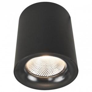 Фото 1 Накладной светильник A5118PL-1BK в стиле техно