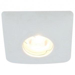 Фото 1 Встраиваемый светильник A5307PL-1WH в стиле модерн