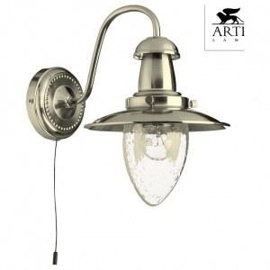 Бра A5518AP-1SS Arte Lamp