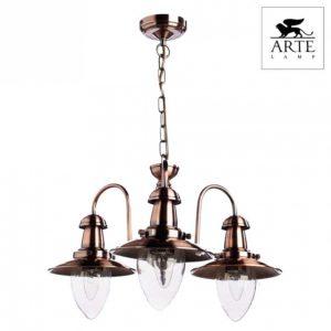 Подвесная люстра A5518LM-3RB Arte Lamp