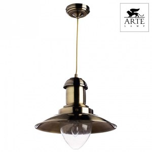 Фото 2 Подвесной светильник A5530SP-1AB в стиле модерн