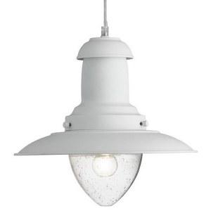 Фото 1 Подвесной светильник A5530SP-1WH в стиле модерн