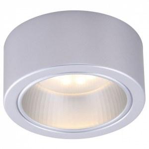 Фото 1 Накладной светильник A5553PL-1GY в стиле техно