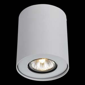 Фото 2 Накладной светильник A5633PL-1WH в стиле техно