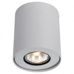 Фото 1 Накладной светильник A5633PL-1WH в стиле техно