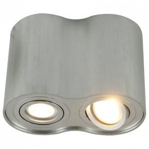 Фото 1 Накладной светильник A5644PL-2SI в стиле техно