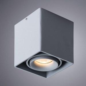 Фото 2 Накладной светильник A5654PL-1GY в стиле техно