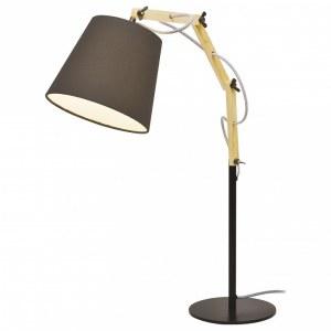 Фото 1 Настольная лампа декоративная A5700LT-1BK в стиле модерн