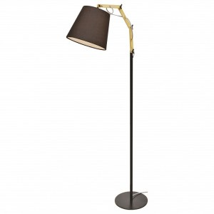 Торшер A5700PN-1BK Arte Lamp