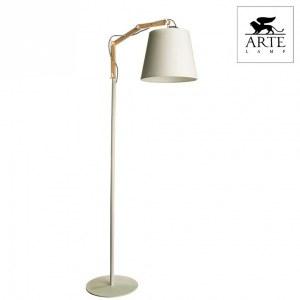 Торшер A5700PN-1WH Arte Lamp