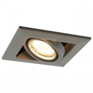 Фото 1 Встраиваемый светильник A5941PL-1GY в стиле техно