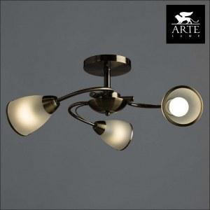 Люстра на штанге A6056PL-3AB Arte Lamp