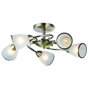 Люстра на штанге A6056PL-5AB Arte Lamp
