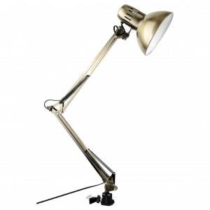 Фото 1 Настольная лампа офисная A6068LT-1AB в стиле техно