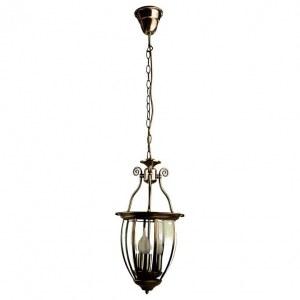Фото 2 Подвесной светильник A6509SP-3AB в стиле классический