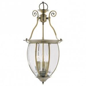 Фото 1 Подвесной светильник A6509SP-3AB в стиле классический