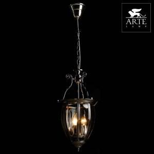 Фото 2 Подвесной светильник A6509SP-3CC в стиле классический