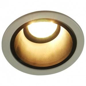 Фото 1 Встраиваемый светильник A6663PL-1BK в стиле техно