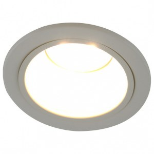 Фото 1 Встраиваемый светильник A6663PL-1WH в стиле техно