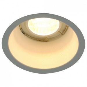 Фото 1 Встраиваемый светильник A6667PL-1WH в стиле техно