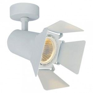 Фото 1 Светильник на штанге A6709AP-1WH в стиле техно