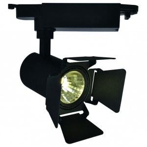 Фото 1 Светильник на штанге A6709PL-1BK в стиле техно