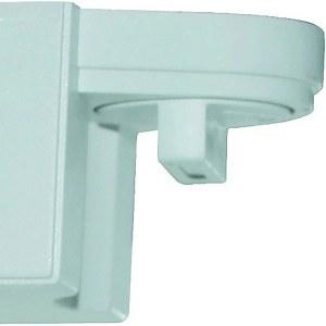 Детальное фото 3 Светильник на штанге A6709PL-1WH в стиле техно