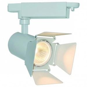 Фото 1 Светильник на штанге A6709PL-1WH в стиле техно
