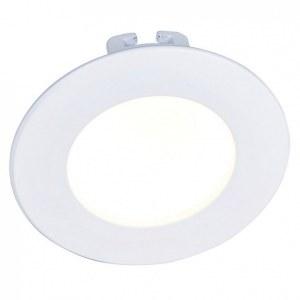Фото 1 Встраиваемый светильник A7008PL-1WH в стиле техно