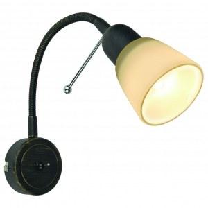 Бра A7009AP-1BR Arte Lamp